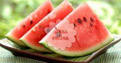 Fantástico! É fã de melancia? Aprenda aqui como encontrar a melhor no supermercado! - # #melancia