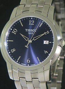 Tissot T-Ring blue, T97.1.481.42