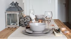 Christmas Table Decorations, Table Settings, House Design, Luxury Designer, Interior Design, Decorating Ideas, Furniture, Home Decor, Nest Design