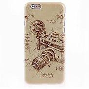 instrumento caso padrão de design para iphone 6 – EUR € 2.99