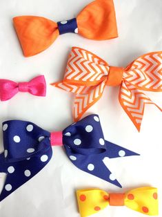 These are the BEST diy ribbon hair bows. Download and Save this ideas about The 20 Best Ideas for Diy Hair Clippies  Now
