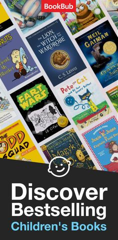 BookBub alerts millions of happy readers to free & discounted bestselling ebooks. Discover great new children's authors and titles with BookBub today!