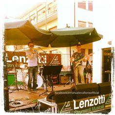 Giugno 2013 | Festa della Musica da Lenzotti a Modena