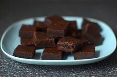 Best Cocoa Brownies. Great with special dark cocoa powder.