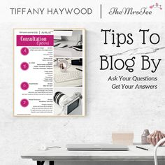 Tiffany Haywood Blog
