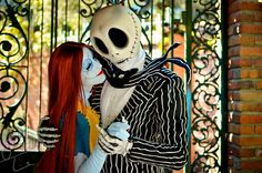 """We can live like Jack and Sally if we want."""
