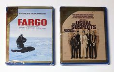 Set of 2 Blu-Ray Discs - The Usual Suspects and Fargo - New   eBay
