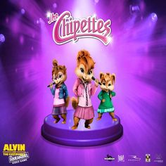 The Squeakquel - The Chipettes