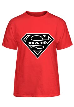 Super Dad - Fathers Day Basic Tee