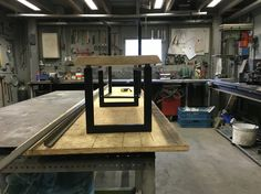 In THE make: Sidetable