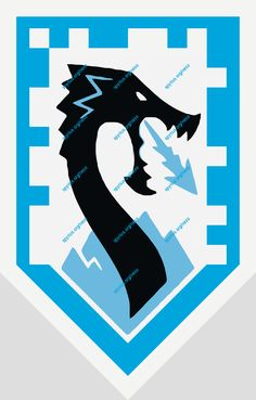 LEGO Nexo Knights Power - Lance - Ice Dragon   spyrius.org
