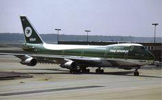Iraqi Airways | Description Iraqi Airways Boeing 747-200