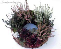 Wszystkich Świętych 2012 wieniec / wreath Grapevine Wreath, Funeral, Grape Vines, Christmas Wreaths, Holiday Decor, Floral Designs, Home Decor, Decoration Home, Room Decor