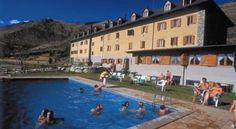 Hotel Taüll Pla de l'Ermita Hotel Taüll is located in the magnificent Boí Valley, in the Pyrenees of Lleida near Aigüestortes National Park (only 10 Km from the Resort) and the Romanesque churches and hermitages declared World Heritage Sites by the UNESCO in November, 2000.
