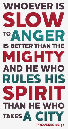"""""""ANGER and BITTERNESS are TWO NOTICEABLE SIGNS of BEING FOCUSED ON SELF and not trusting God's sovereignty in your life. When you believe that God causes all things to work together for good to those who belong to Him and love Him, you can RESPOND to TRIALS with JOY instead of anger or bitterness."""" ~ John C. Broger"""