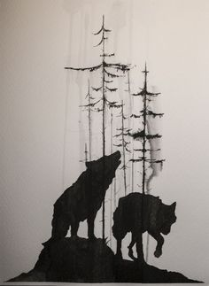 Sense the Wolf on Behance:
