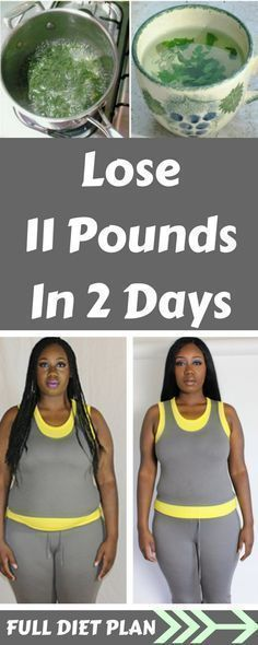 Lose 11 Pounds In 2 Days - Time To Live Amazing