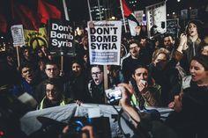 Don't Bomb Syria by Jonny Flynn on 500px