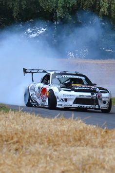 Mad Mike's Mazda RX-7