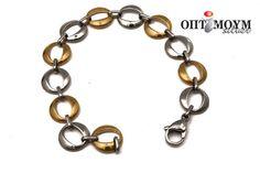 Ατσάλινο Βραχιόλι  72000110 Bracelets, Silver, Jewelry, Bangle Bracelets, Jewellery Making, Jewerly, Jewelery, Jewels, Bracelet
