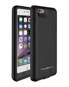 Chargeworx 3000mAh Pre-Charged iPhone 6 Battery Case