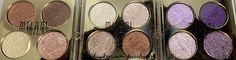 Milani Fierce Foil Eyeshadows / Florence, Milan and Rome swatches - daydreaming beauty