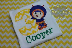 Hey, I found this really awesome Etsy listing at http://www.etsy.com/listing/166540755/geo-team-umizoomi-mongorammed-and