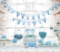 Casey's Frozen Themed 7th Birthday Party | CatchMyParty.com