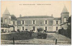 Frankreich - CPA CADAUJAC 33/743