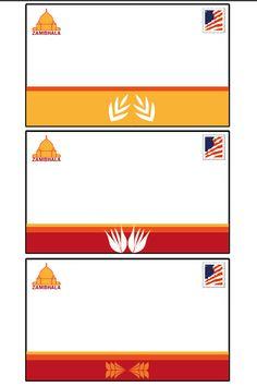 Design huisstijl 3 Envelope