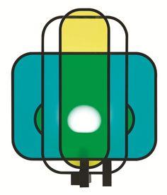 LED table lamp CHROMA by ROCHE BOBOIS design Arturo Erbsman