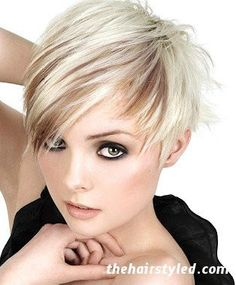 Pixie Haircuts for Round Faces 10 Best Pixie Haircuts for Round Faces
