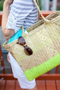 DIY to Try: Beach Totes