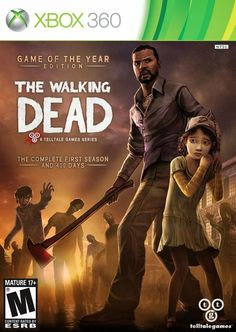 THE WALKING DEAD GAME OF THE YEAR EDITION XBOX360 GAME DOWNLOAD - DREAMTECHLAND
