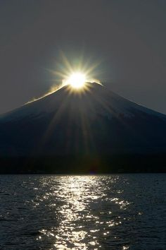 "Photo: Sunset on Mt,Fuji ~ Japan Perfect S h o t "" Beautiful Sunset, Beautiful World, Beautiful Places, Beautiful Pictures, Monte Fuji, Amazing Nature, Wonders Of The World, Mother Nature, Scenery"