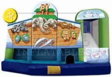 Cheap Noah's Ark 5 In 1 Combo Manufacturer, Custom Inflatable Toys From China Inflatable Rentals, Toy House, Basketball Hoop, Basketball Legends, Bouncy Castle, Panel Art, Disney Cars, Toy Sale, Happy Kids