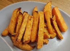 Sötpotatis pommes – Kokboken Lchf, Carrots, Bacon, Vegetables, Breakfast, Food, Morning Coffee, Essen, Carrot