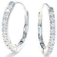 Diamantøreringer 0,40 carat | Delicato - Delicato Diamantøreringer 0,40ct tw/vs Engagement Rings, Bracelets, Silver, Jewelry, Enagement Rings, Wedding Rings, Jewlery, Money, Bijoux