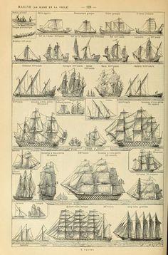 vintage sailing ships' Poster by Harrison Dolan - -'french vintage sailing ships' Poster by Harrison Dolan - - Boat Building Plans, Boat Plans, Tall Ships, Poder Naval, Boat Illustration, Bateau Pirate, Ship Drawing, Plan Drawing, Old Sailing Ships