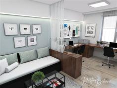 Návrh interiéru pracovne Keď práca teší, pohľad na rozkladaciu posteľ a pracovnú časť. Corner Desk, Study, Furniture, Home Decor, Homemade Home Decor, Studio, Corner Table, Home Furnishings, Learning