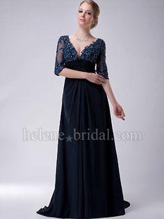 Audrey hepburn style mother of the bride dresses