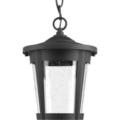 Progress Lighting P6530-3130K9 East Haven LED 8 inch Black Outdoor Hanging Lantern