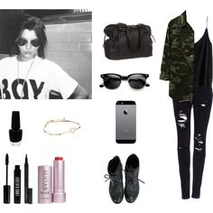 """Без названия #964"" by nastyastyle16 on Polyvore"