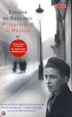 Misverstand in Moskou - Simone de Beauvoir