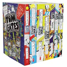 SAVE £29 on Tom Gates Collection - 7 Books by Liz Pichon | Children's Collections at The Works #childrensbooks #bookboxsets