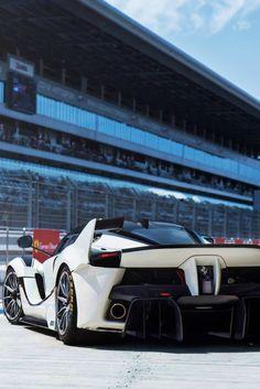 Ferrari FXXK...