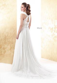 MOLD  wedding dress Cabotine