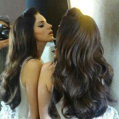 Lana Del Rey #hair