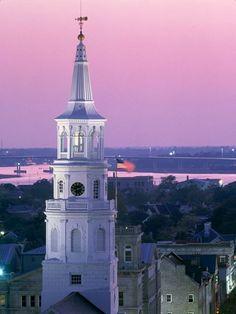 St. Michael's Episcopal Church Charleston, SC