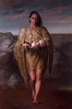 Ricardo Fernandez Ortega's Paintings Invoke 17th-Century Techniques | Hi-Fructose Magazine